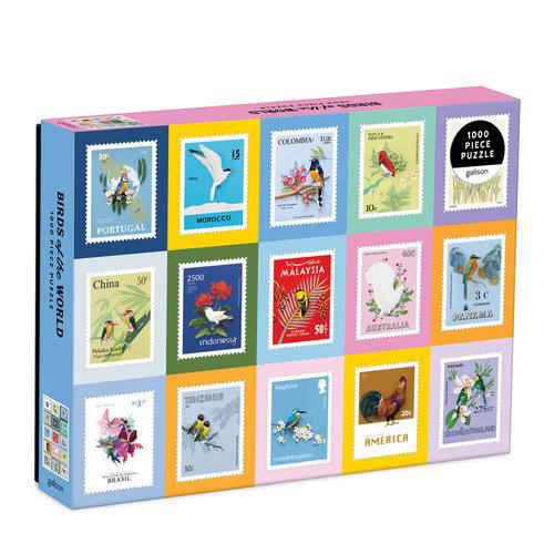1000 Pc Puzzle – Birds of World