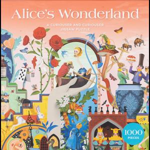 Alice's Wonderland 1000 Piece Puzzle