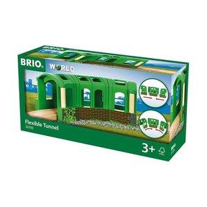 Brio BRIO Tunnel - Flexible Tunnel, 3 pieces