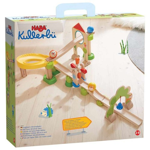 HABA - Ball Track Rollerby Windmill Track