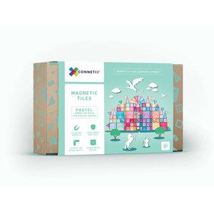 120 Piece Connetix Pastel Creative Pack