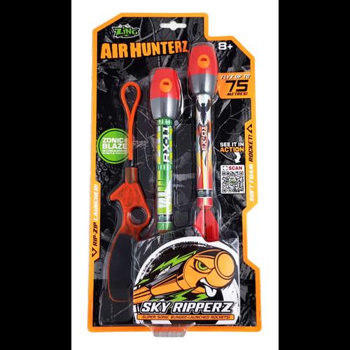 Zing Air Hunterz Sky Ripperz 2 Pack