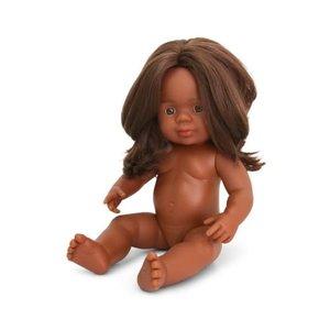 Miniland Miniland Doll - Australian Aboriginal Girl, 38 cm