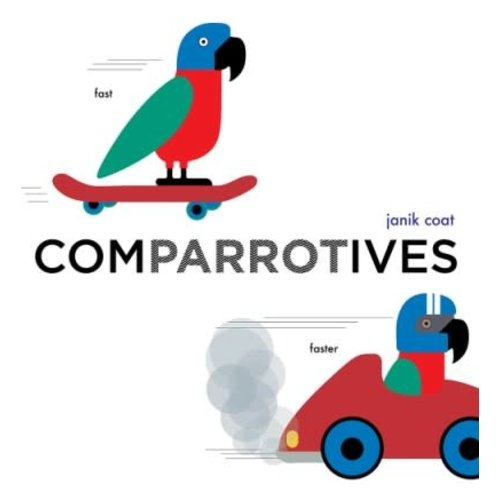 Comparrotives(A Grammar Zoo Book)