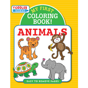 My First Colouring Book - Animals