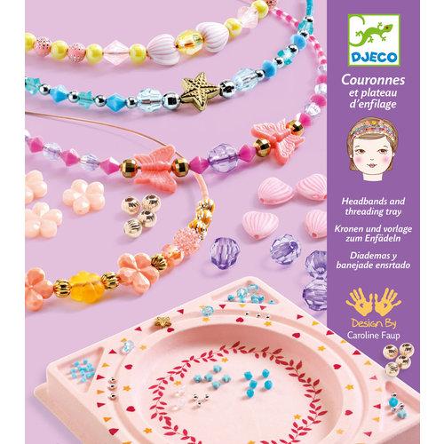 Djeco Precious Headbands Set