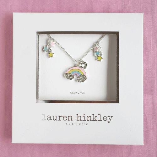 Lauren Hinkley Somewhere Over the Rainbow Necklace