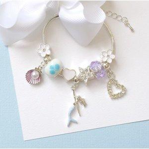 Lauren Hinkley Mermaid Charm Bracelet
