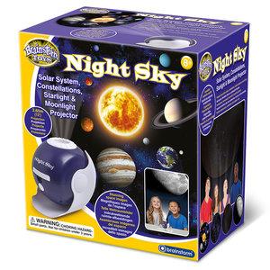 Night Sky – Solar System, Constellations, Starlight and Moonlight Projector