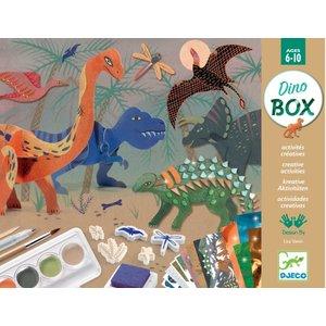 The World of Dinosaurs Multi Craft Box Kit
