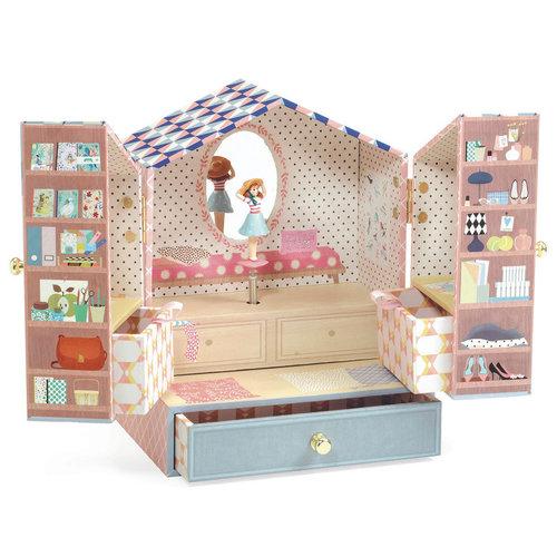 Djeco Tinou Shop Music Box