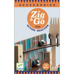Djeco Zig & Go Fork 14pc Set