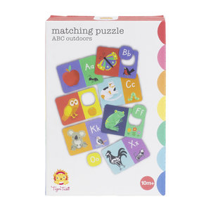 Tiger Tribe Matching Puzzle - ABC Outdoors