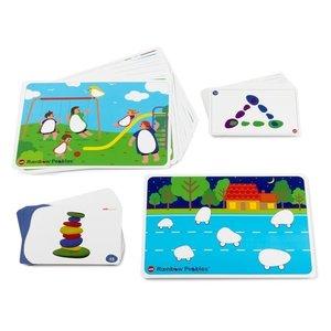 Rainbow Pebbles Activity Cards Set of 47
