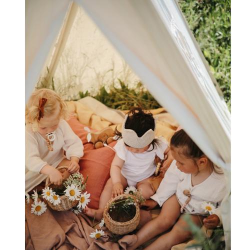 Cotton Tent Natural