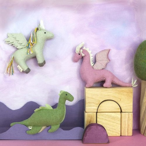 Olliella Holdie Folk Magical Creatures