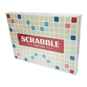 Mattel Scrabble Heritage