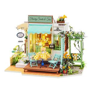DIY Mini House Flowery Sweets