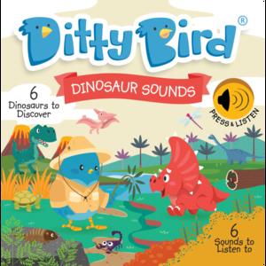 Dinosaur Sounds Board Book