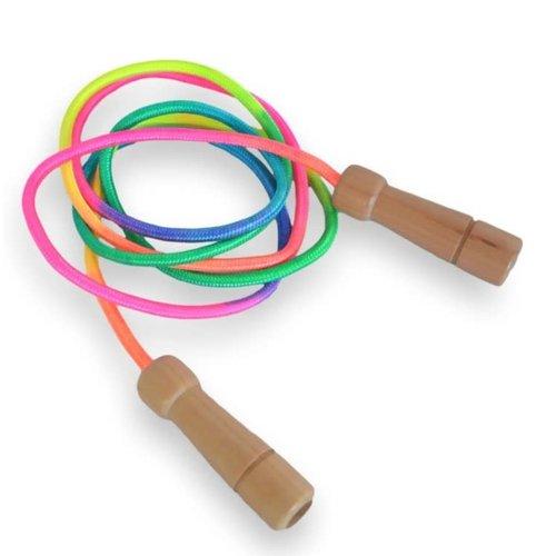 2 Meter Rainbow Skipping Rope