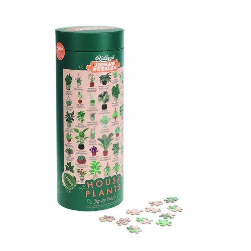 Ridleys House Plant Jigsaw Puzzle - 1000pcs