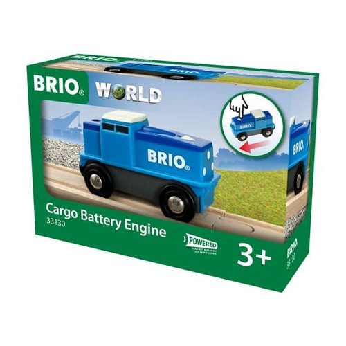 Brio BRIO Train - Cargo Battery Engine