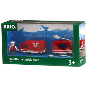 Brio Brio Travel Rechargeable Train