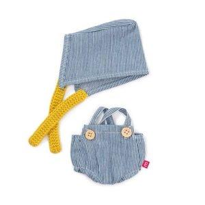 Miniland Miniland Clothing Sea overalls and headscarf (21 cm Doll)