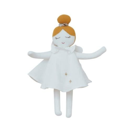 Kikadu - Doll Angel, 36 cm