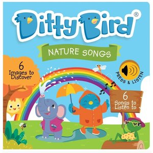 Ditty Bird nature Songs Board Book