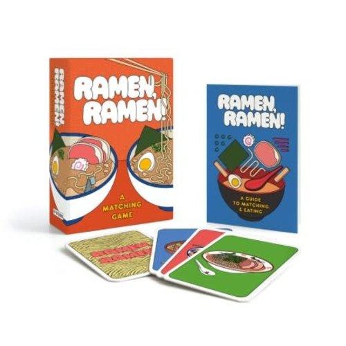 Ramen, Ramen! A Memory Game
