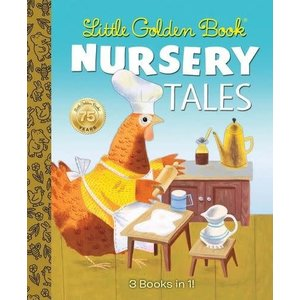 The Little Golden Book Of Nursery Tales