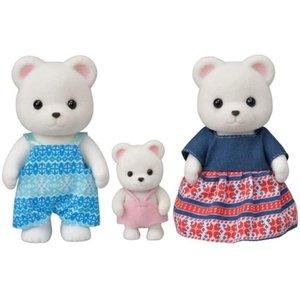 Sylvanian Families Polar Bear Family (3 Figure Pack)