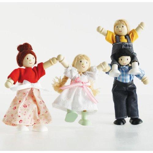 Le Toy Van Le Toy Van Dolly Family