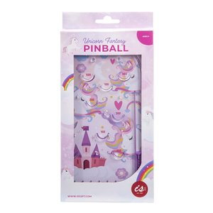 Unicorn Fantasy Pinball Game