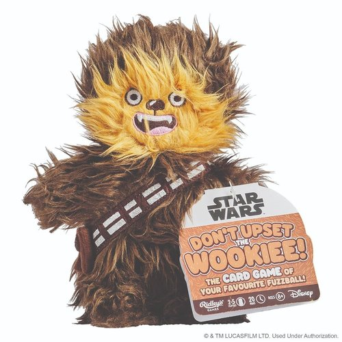 Ridleys Dont Upset The Wookie! Card Game