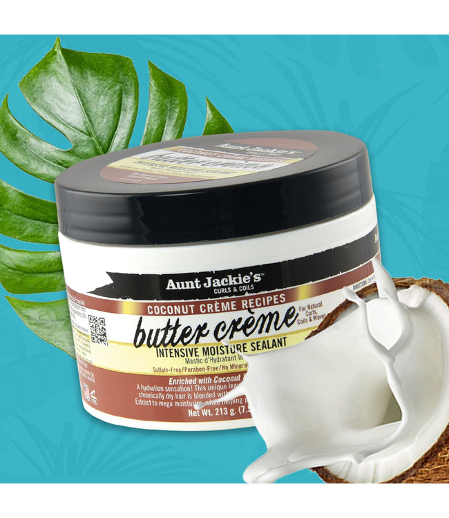 Aunt Jackie's Butter Cream 7.5z