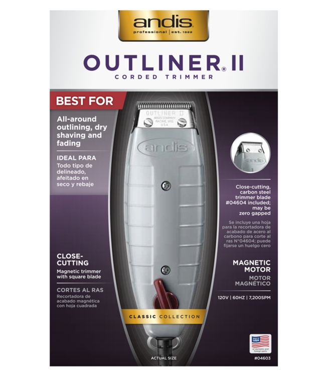 Andis Outliner ll Clipper