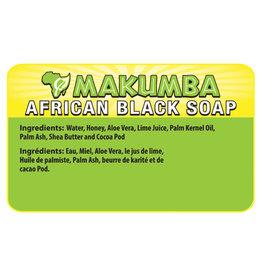 Makumba Makumba Black Soap 120g