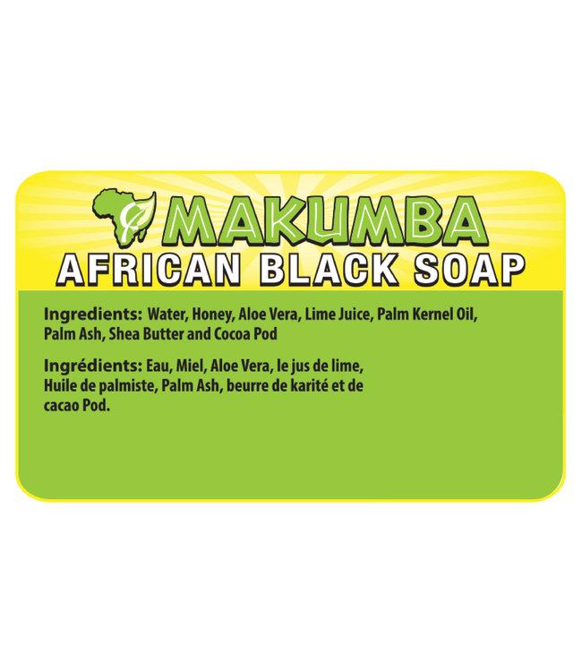 Makumba Makumba Black Soap 200g
