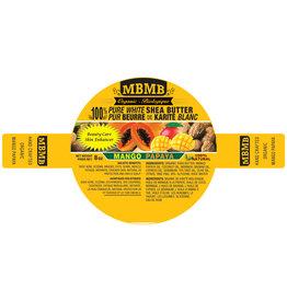 MBMB Shea Butter w/Mango & Papaya