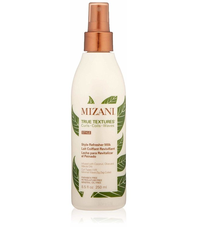 Mizani True Textures Style Refresher Milk 8.5oz