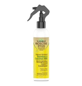 Taliah Waajid Intense Moisture™ Bamboo And Coconut Milk Strengthening Leave-In Conditioner