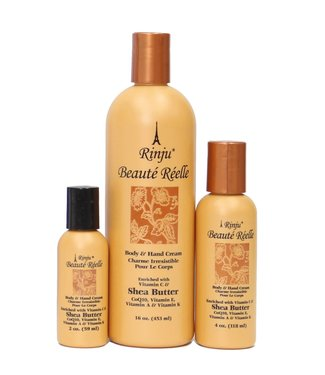 Rinju Rinju Beaute Reelle Body and Hand Lotion