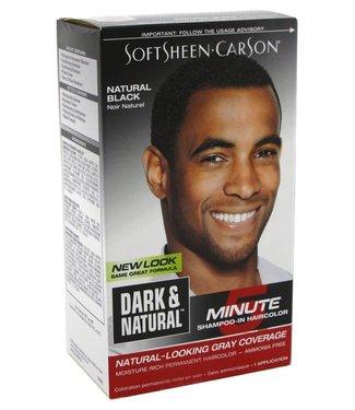 Dark & Natural D & N H/CLR Men 32 Nat Black