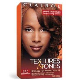 Clairol Textures &Tones Hair Color - Cherrywood #4RC