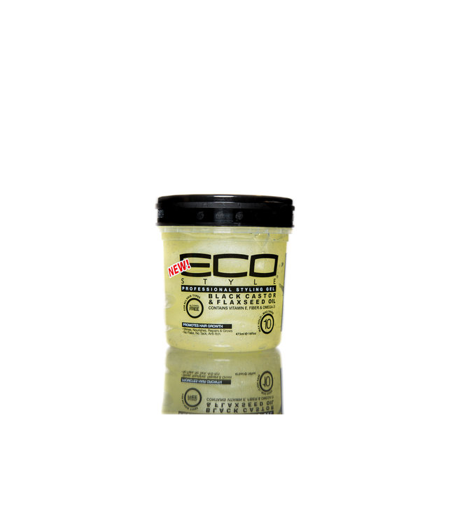 Eco Style Eco Style - Black Castor Oil & Flaxseed