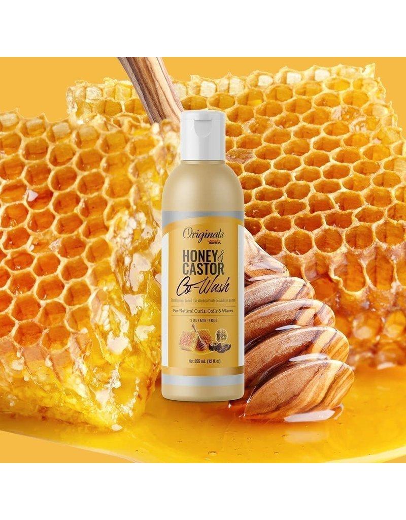 Originals by Africa's Best Honey & Castor Co-Wash