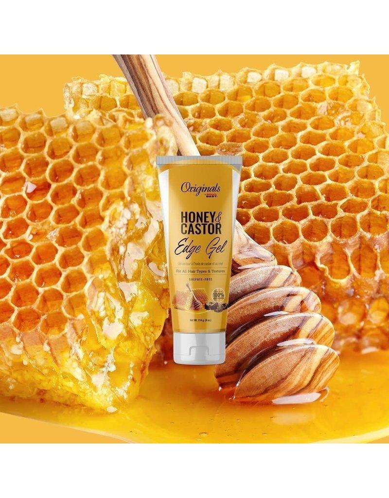 Originals by Africa's Best Honey & Castor Edge Gel