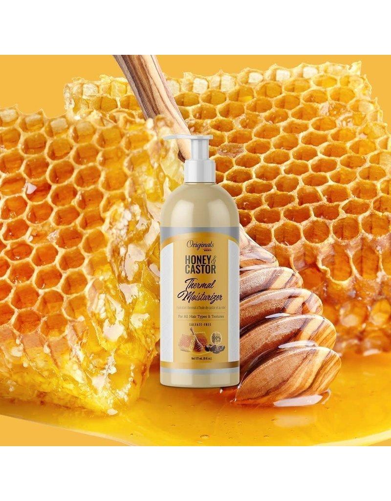 Originals by Africa's Best Honey & Castor Thermal Moisturizer